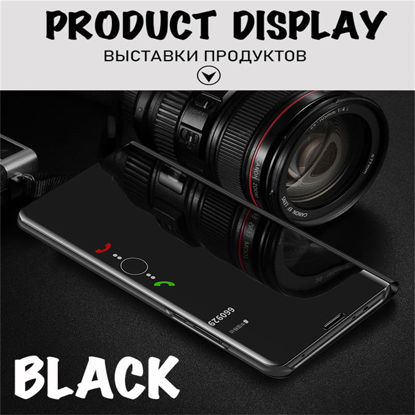 Picture of Samsung Series Phone Cover Mirror Surface Flip Cover Case - Size: Samsung Note 9