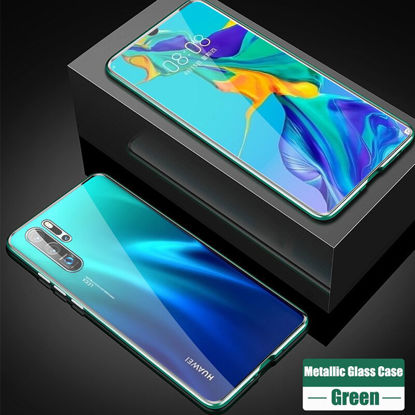 Picture of Huawei Series Phone Cover Creative Transparent Protective Case - Size: Huawei P30 Pro