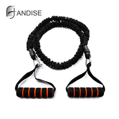 Picture of Resistance Band Yoga Pull Rope Multi-functional Home Exercise Fitness Equipment