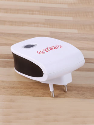 Picture of Ultrasonic Electronic Anti Mosquito Insect Mouse Repellent Pest Repeller EU Plug - Size: One Size
