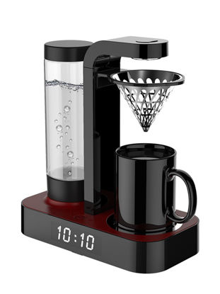 Picture of Coffee Maker Household Full Automatic Drip Coffee Machine 600W 220V/50Hz - Size: Type:EU