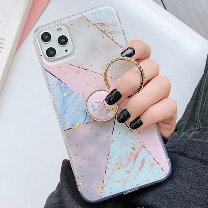 Picture of IPHONE 7Plus Cover Marble Pattern Case - Size: IPHONE 7Plus