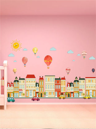 Picture of Wall Stickers Personality Creative Decorative Wall Stickers - Size: M