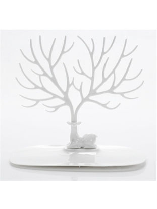 Picture of Storage Rack Creative Tree Shaped Foldable Multifunctional Jewelry Rack