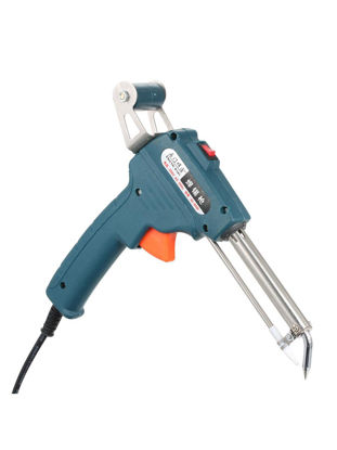 Picture of 220V 60W Auto Welding Automatic Feed Soldering Iron Electric Temperature Tool Adjustable Solder Tool-
