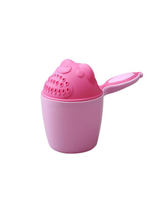 Picture of 1Pc Plastic Thickening Baby Shampoo Cup Baby Shower Baby Bath Water Scoop-