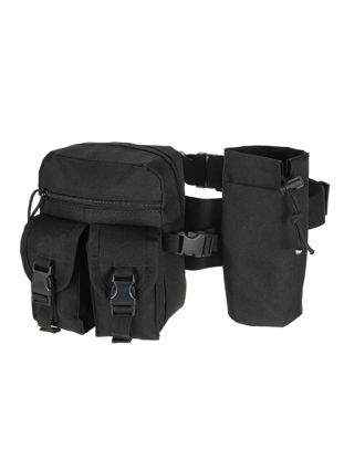 Picture of Molle Bag Waist Bag Fanny Pack Hiking Fishing Multi Function Sports Hip Belt Bag-
