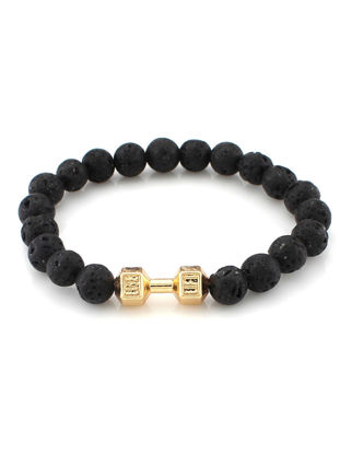 Picture of Men's Bracelet Casual All Matched Chic Beaded Bracelet Accessory - Size: Free