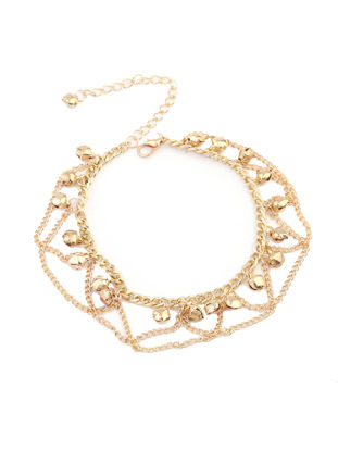 Picture of Women's Anklet Chain All Match Anklet Chain Accessory - Size: One Size