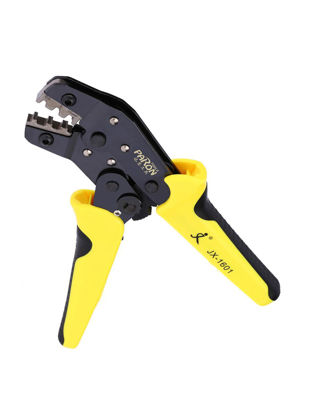 Picture of PARON Professional Wire Crimpers Engineering Ratchet Terminal Crimping Pliers JX-48B 3.96 to 6.3mm