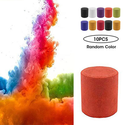 Picture of 10Pcs Smoke Effect Makers Photography Props For Party Advertising Studio Film Drama Exhibition Smoke Effect Makers - Size: One Size