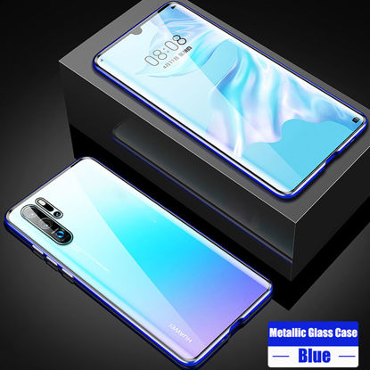 Picture of Huawei Series Phone Cover Creative Transparent Protective Case - Size: Huawei P20 Pro