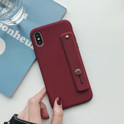 Picture of IPHONE 7 Cover Solid Color Case - Size: IPHONE 7