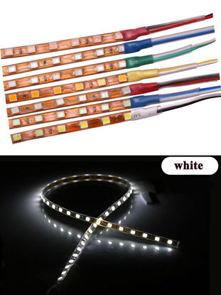 Picture of 45CM Motorcycle Decorative Light Car Modified Waterproof Casing Soft Light Strip