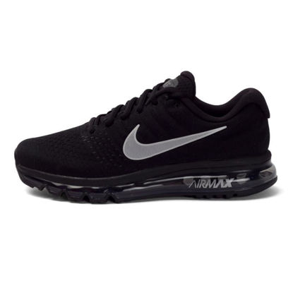 صورة NIKE Men's Running Shoes Breathable Comfortable Non-Slip Athletic Designer Shoes - Size: 42
