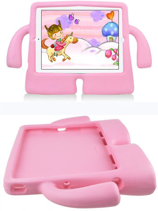 Picture of Tablet PC Protective Case Durable Shakeproof EVA Case For Apple Pink