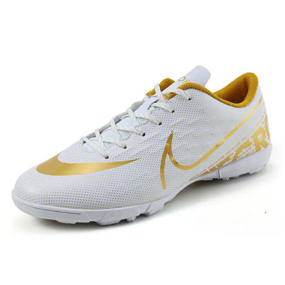 Picture of Men's Training Shoes Anti-skidding Wearable Football Shoes - Size: 40