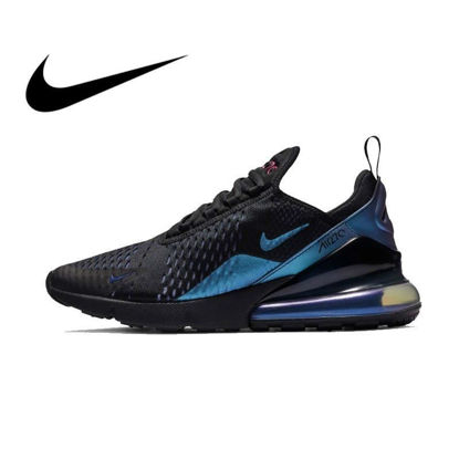 Picture of Nike Air Max 270 Men's Running Shoes Lightweight Breathable Training Damping Shoes - Size: 40#5