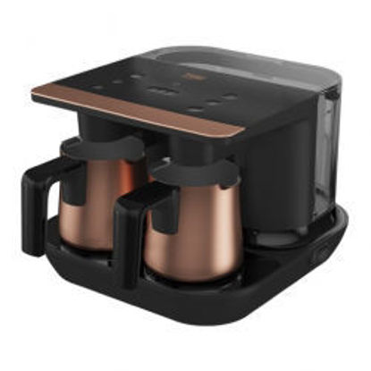Picture of Turkish coffee machine from Beko