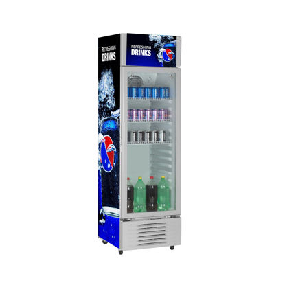 Picture of 11CF Direct Cool Upright Showcase Refrigerator