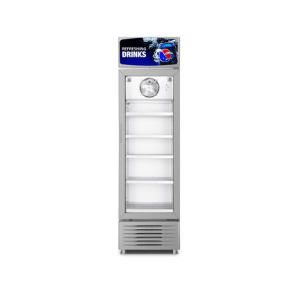 Picture of 21CF Direct Cool Upright Showcase Refrigerator