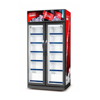 Picture of 38CF No Frost Upright Showcase Refrigerator