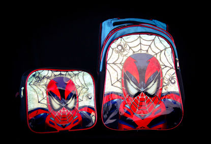 Picture of Spider-Man School Bag
