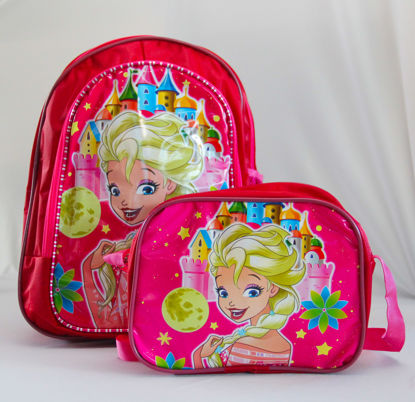 Picture of School Bag For Girls