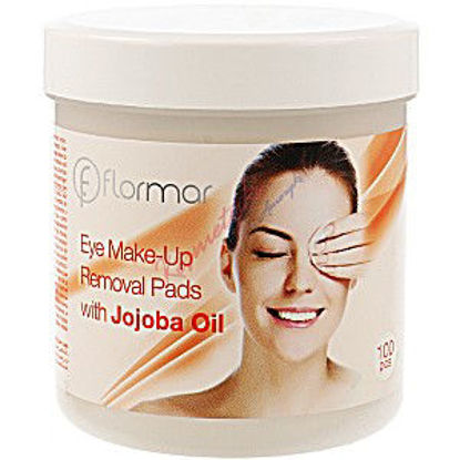 Picture of eye makeup remover pats